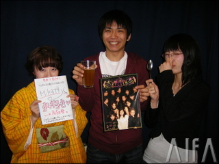 YOROZU屋(ラジオ支店) 第19回放送 収録後写真